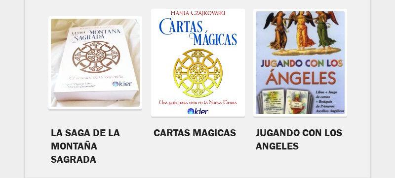 LA SAGA DE LA MONTAÑA SAGRADACARTAS MAGICASJUGANDO CON LOS ANGELES